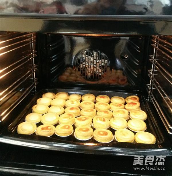 葡式原味蛋挞怎样做