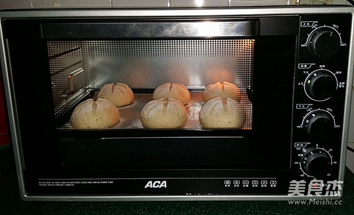 豆渣软欧面包(免揉素油)怎样炖