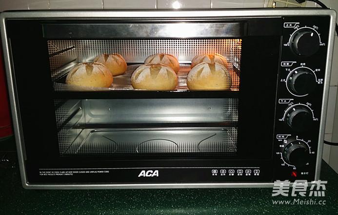 豆渣软欧面包(免揉素油)的制作