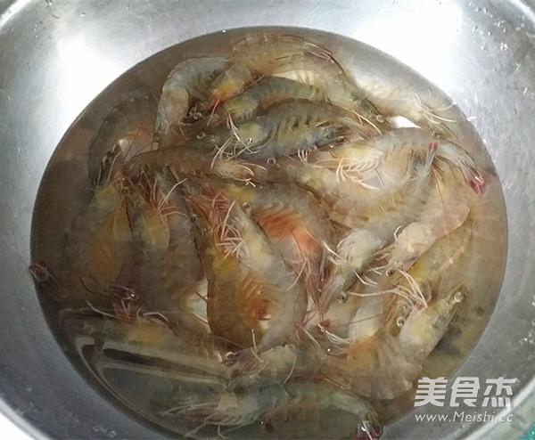 白灼对虾的做法大全