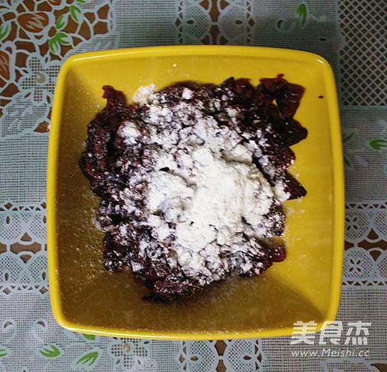 蔓越莓海棉小蛋糕的家常做法