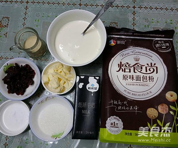 酸奶派盘面包卷的做法大全