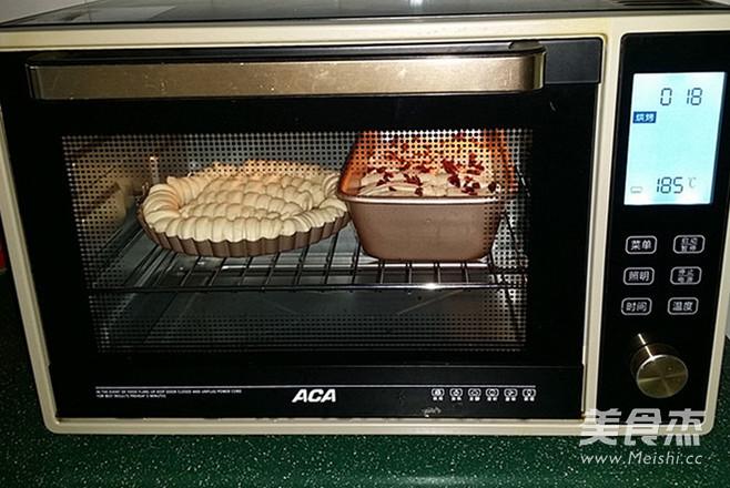 酸奶派盘面包卷怎样做