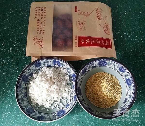 小米红枣粥的做法大全