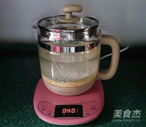 小米红枣粥的简单做法