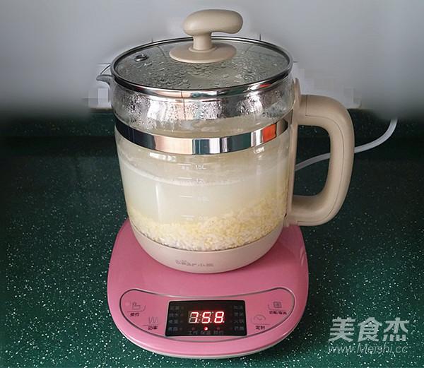 小米红枣粥怎么吃