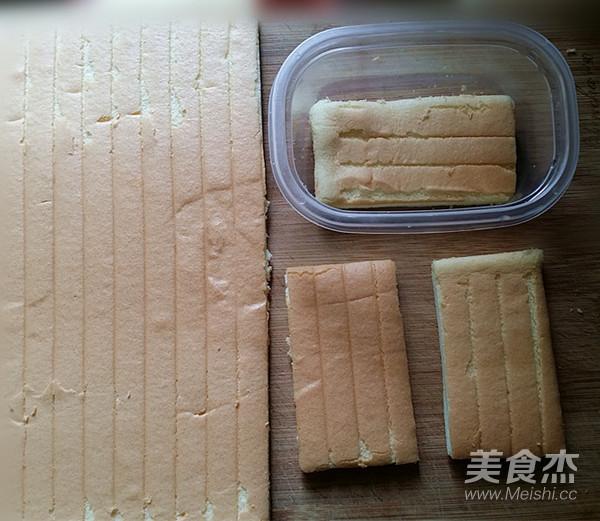 水果奶油盒子的简单做法