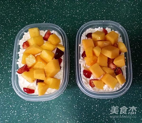 水果奶油盒子怎样做
