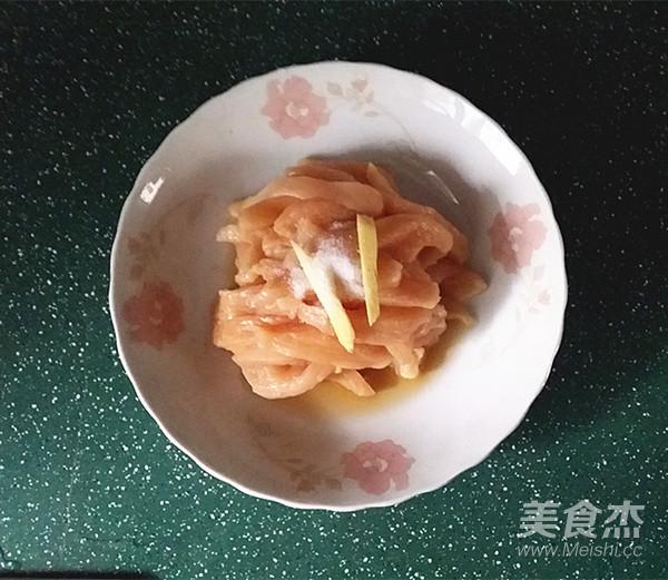 韩国糖醋肉的家常做法