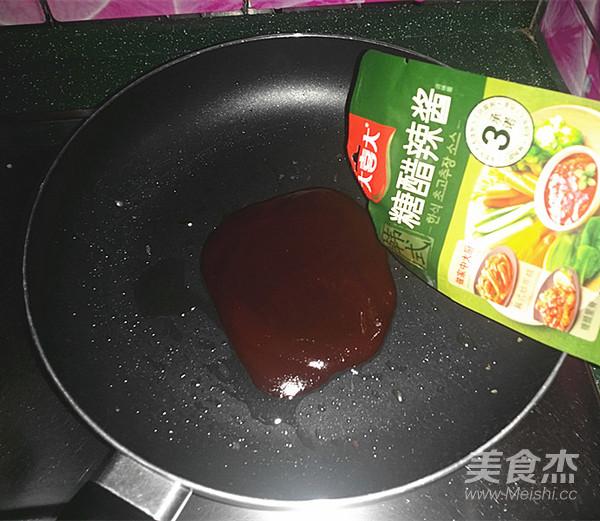 韩国糖醋肉怎么炖