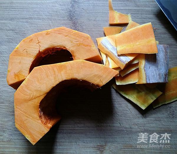 椰香奶酪南瓜派的做法图解