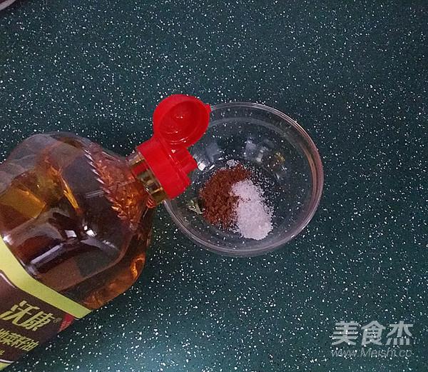 千层葱油饼(饺子皮版)的家常做法