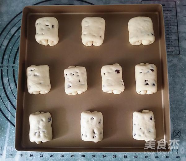 蔓越莓牛奶卷(一次揉面、淡奶油版)怎样做