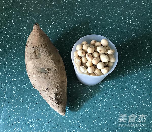 红薯豆浆的做法大全