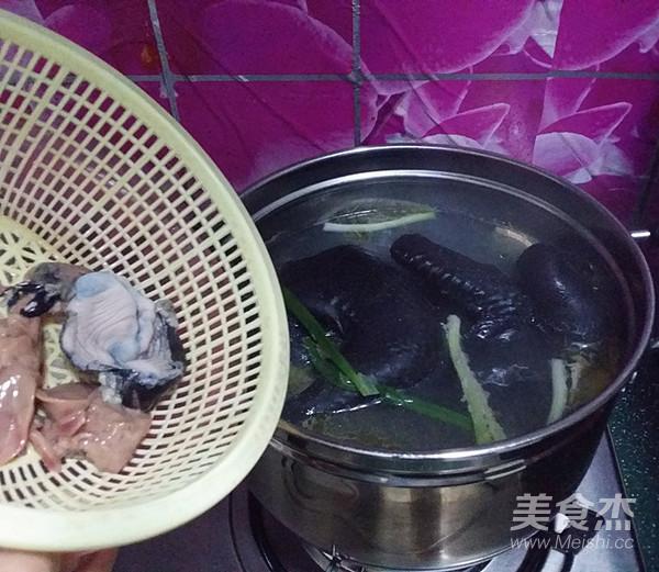 乌骨鸡枸杞汤怎么吃