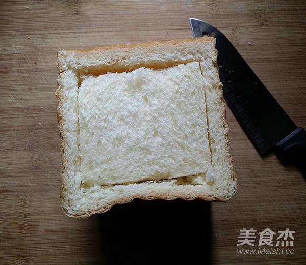 面包的诱惑的做法图解