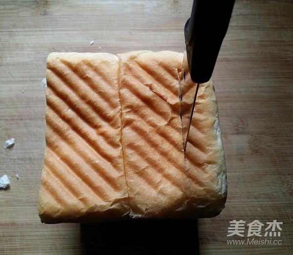 面包的诱惑的家常做法