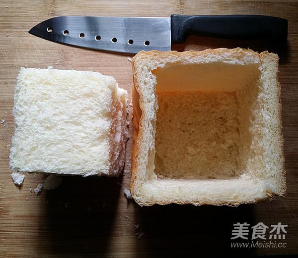 面包的诱惑的简单做法