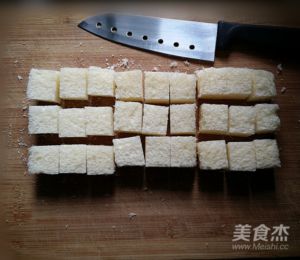 面包的诱惑怎么吃
