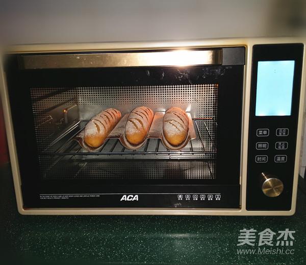 免揉豆渣软欧包的制作方法