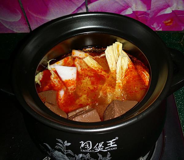 韩式海鲜锅怎么做