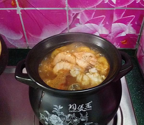 韩式海鲜锅怎么煸