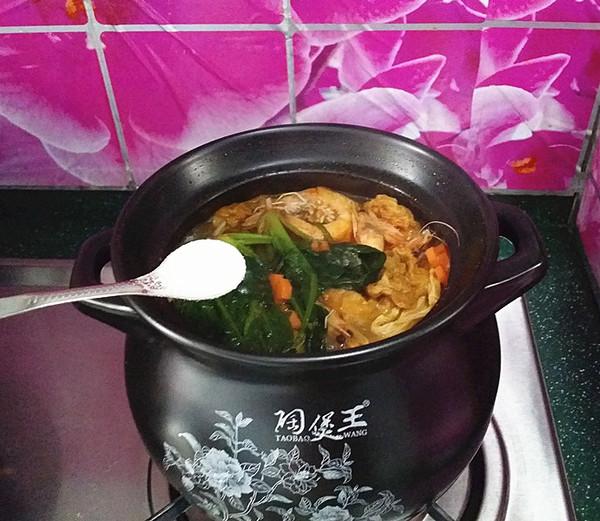 韩式海鲜锅怎样做