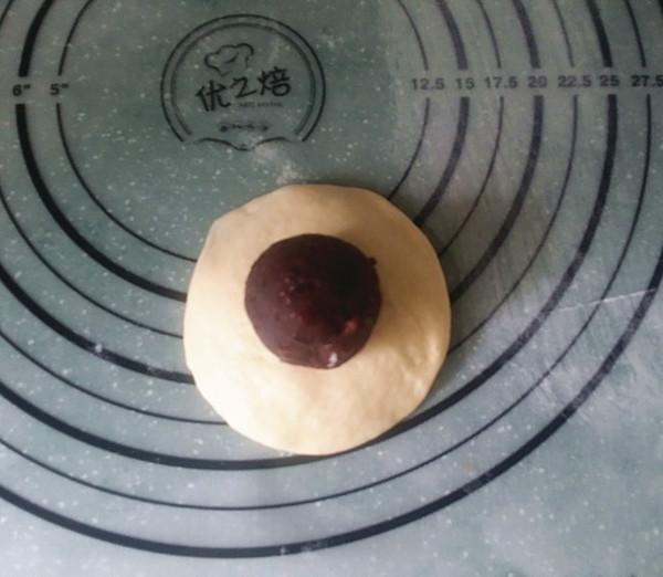 豆沙花面包怎么煮