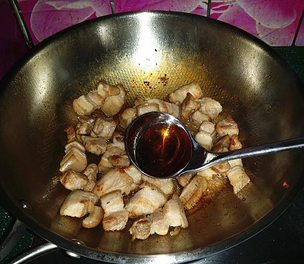 五花肉烧冬笋尖怎么煮
