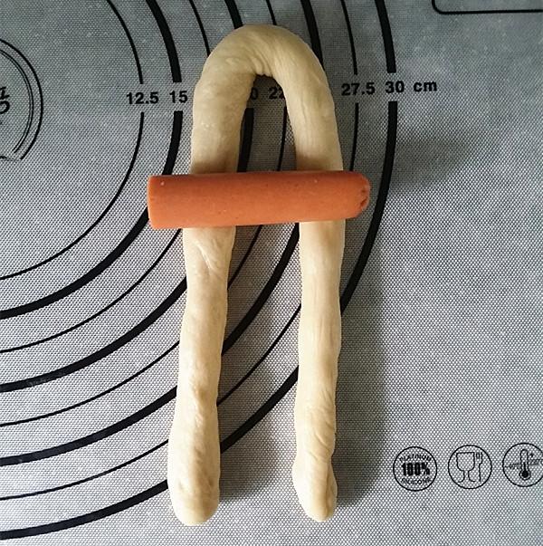 呆萌小兔子面包怎样炒