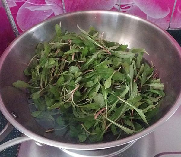 马兰头猪肉南瓜饺的简单做法