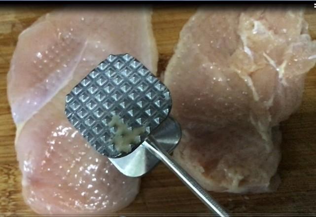 香酥奥尔良炸鸡排的家常做法