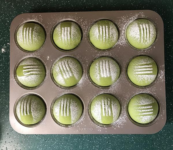 菠菜蜜豆软欧包怎样做
