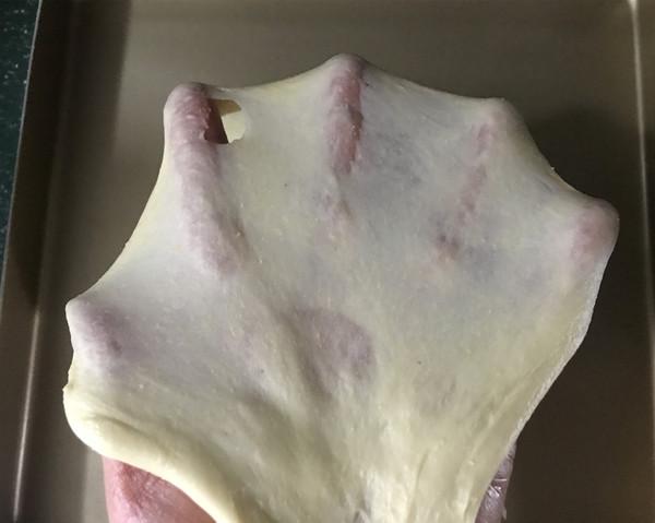 蔓越莓面包卷怎么吃