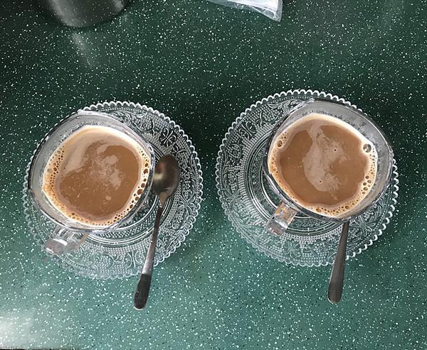 花式咖啡的做法图解