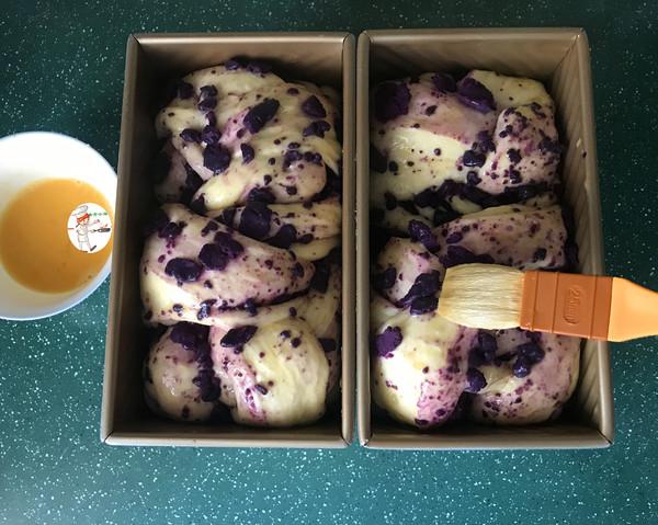 紫薯辫子面包怎样煮