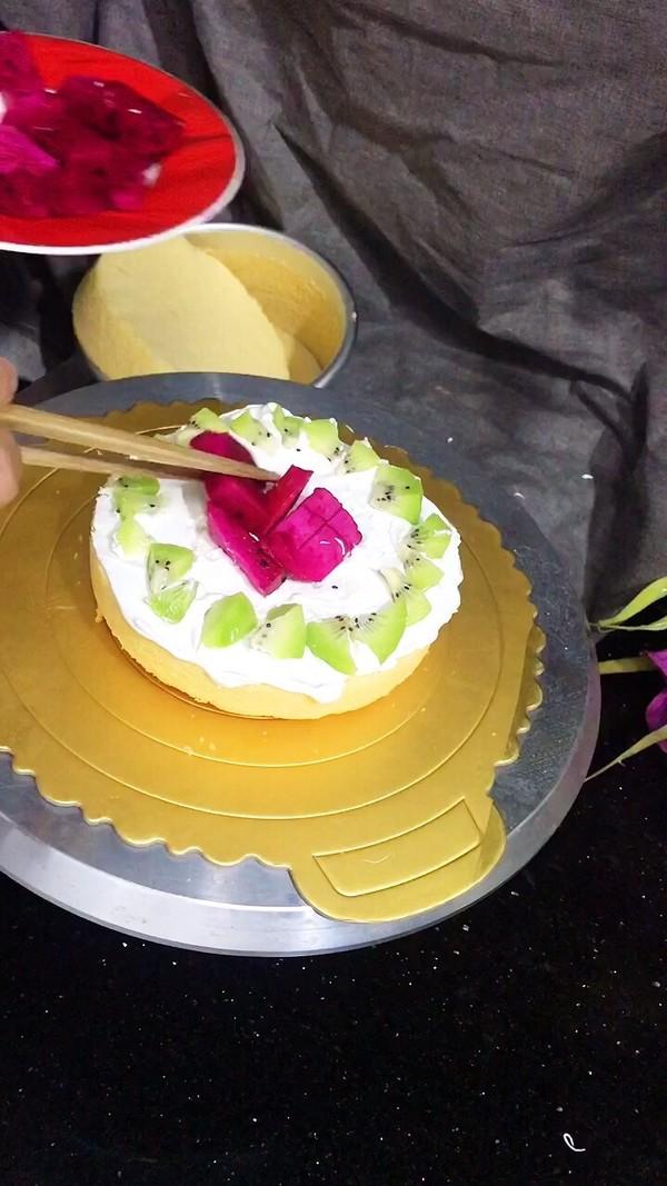 自制生日蛋糕的做法大全