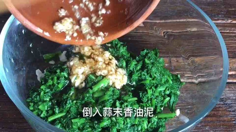 香干拌苕叶的家常做法