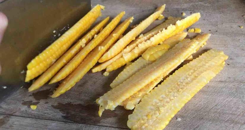 玉米饼的家常做法