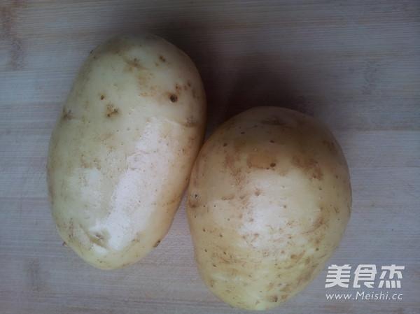土豆丸子的做法大全