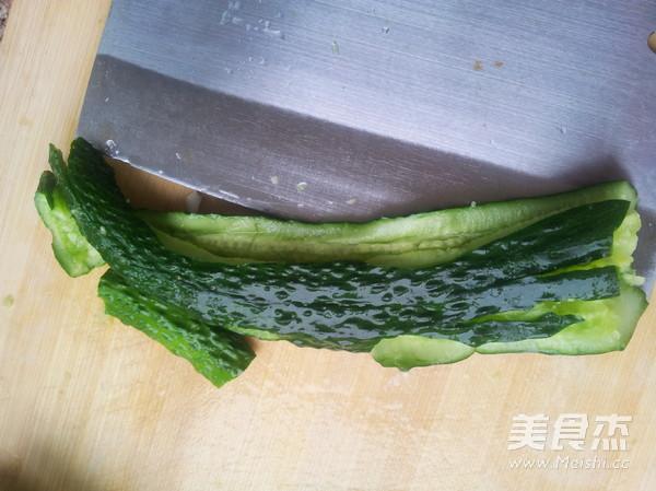 清新小黄瓜的做法图解