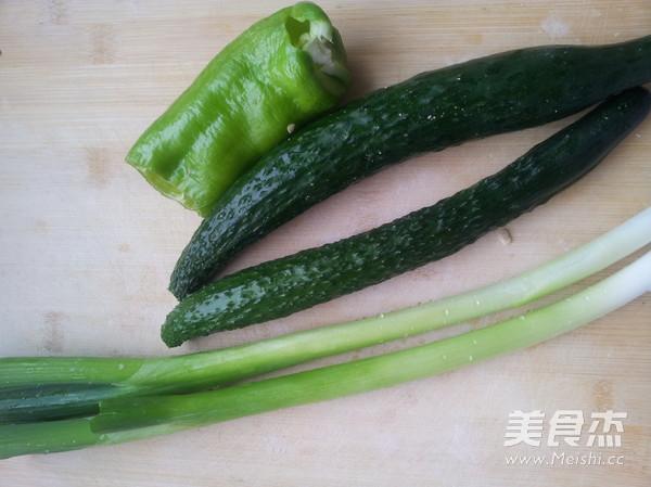 清新小黄瓜的做法大全