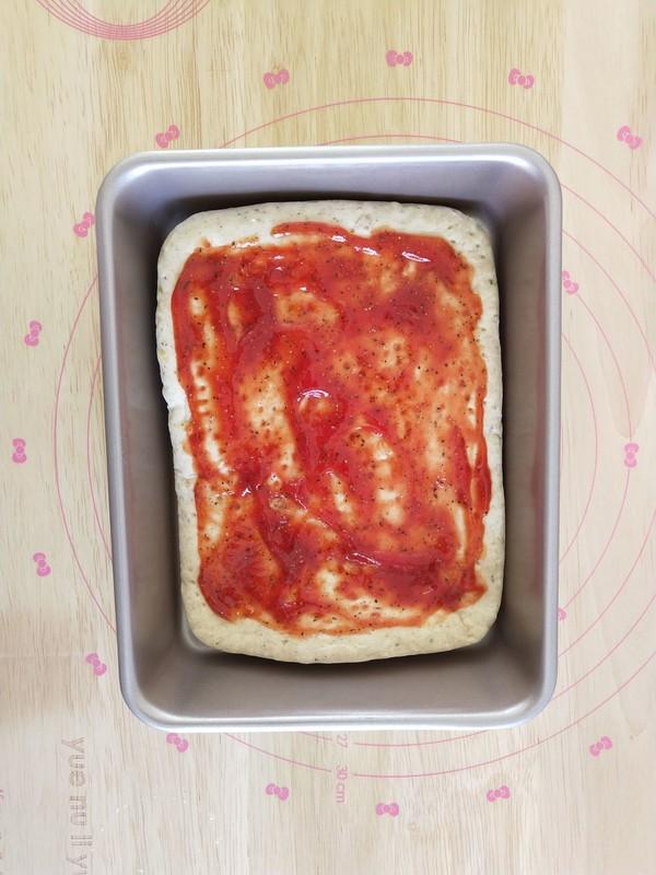 北极甜虾披萨怎么煸