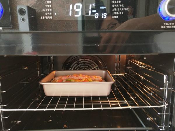 北极甜虾披萨怎样煮