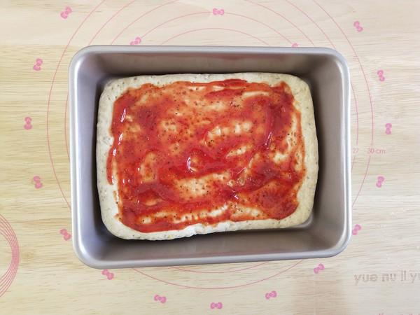 北极甜虾披萨怎样炒