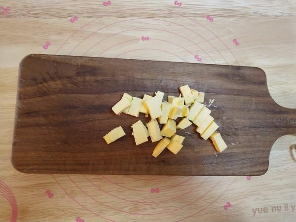 鸭香菠菜咸挞的做法图解