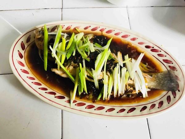 清蒸豆豉石斑鱼怎么做
