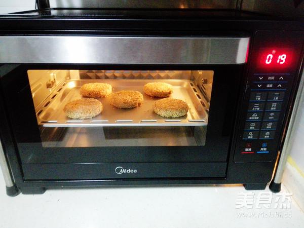 玫瑰花酱麻饼怎么煮