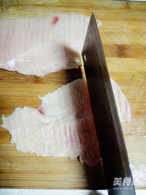香酥鸡排的家常做法