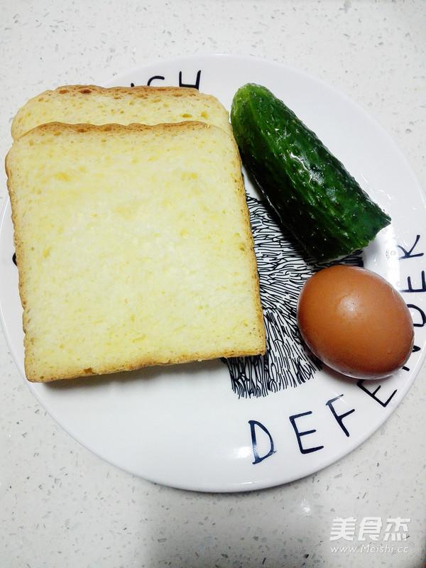 鸡蛋三明治的做法大全
